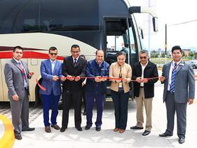 ADO lanza su servicio ADO GL en Pachuca