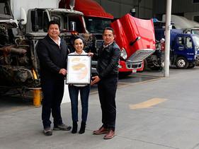 PROVEEDORES | Taller Used Trucks and Parts logra la recertificación en el estándar CMX:2009