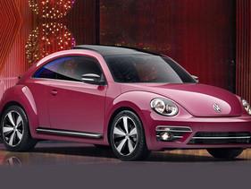 Llegan a México Nuevo Beetle Denim y Pink