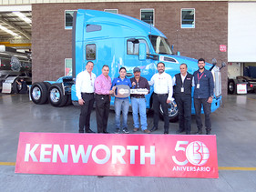 CARGA | Refuerza Royal Transports sinergia con Kenworth