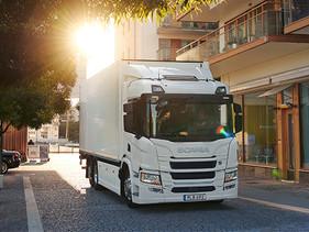 EMPRESAS | Scania lanza a nivel global su plataforma de vehículos eléctricos