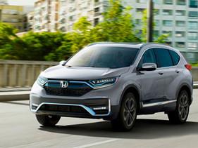Regresa Honda al liderazgo de SUV en México