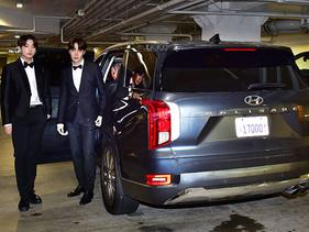 ESTILO | Palisade de Hyundai, acompaña a BTS en su primer gran evento internacional