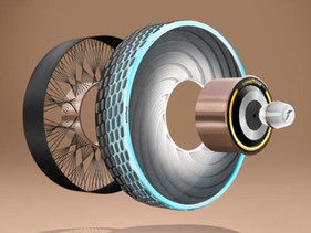 LLANTAS | Presenta Goodyear prototipo que innovará movilidad
