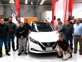 MOTOR | Capacita CESVI México a investigadores para reparar autos eléctricos de nueva generación