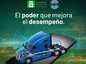 CARGA |  TruckTech Plus Over The Air de Kenworth apoya la administración de flotas