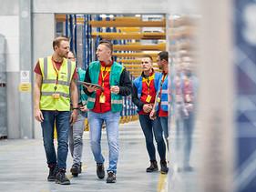 LOGÍSTICA   DHL Supply Chain y Blue Yonder lanzan plataforma de software