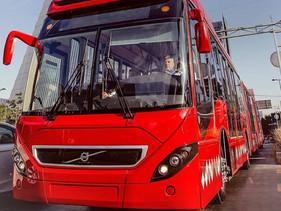 MOVILIDAD | Gana Volvo licitación de RTP por nueve autobuses biarticulados