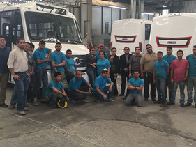 MOVILIDAD | Mercedes-Benz autobuses e Industrias Godoy compromiso de calidad