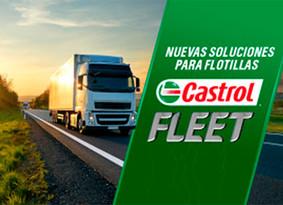 Lanza Castrol su nueva línea de productos para flotillas Castrol Fleet