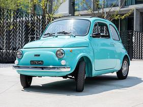 LLANTAS | Pirelli lanza neumático para coleccionistas de FIAT