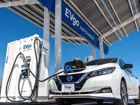 MOTOR | Nissan y EVgo expanden su red de carga para vehículos eléctricos