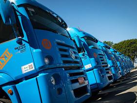 CARGA | Braspress amplía flota con 100 camiones VW Constellation Titan Tractor