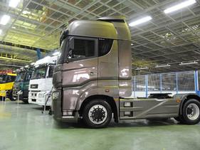 Fábrica de Camiones Kamaz llega a sus 2 millones