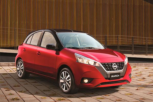 Nuevo Nissan March 2021 en México evoluciona en seguridad, diseño y tecnología