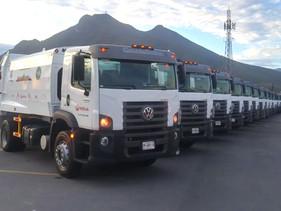 CARGA | VW Camiones y Autobuses entrega 32 Constellation 17.280 a Veolia