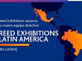 EMPRESAS | Reed Exhibitions anuncia equipo directivo para Latinoamérica