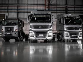 EMPRESAS | Lanza Volkswagen nueva línea de camiones pesados