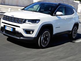 MOTOR | Jeep® Compass logra la máxima calificación EuroNCAP de cinco estrellas