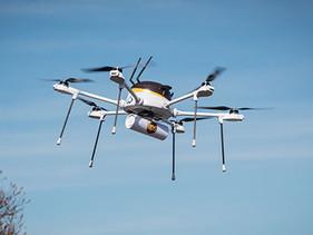 UPS y Cyphy Works ponen a prueba dron para entregas comerciales urgentes