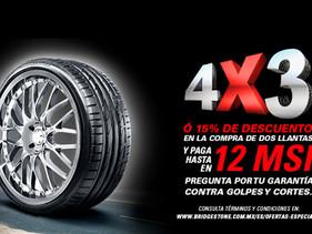 LLANTAS | Revisar el estado de los neumáticos