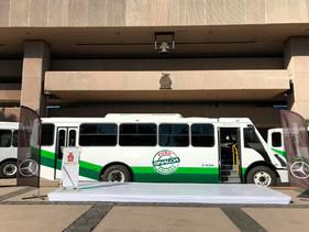 PASAJE | Mercedes-Benz Autobuses moviliza a sinaloenses
