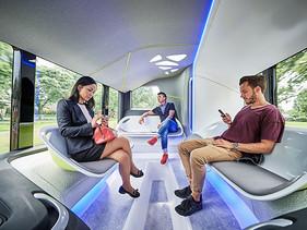 TECNO | Movilidad autónoma de Mercedes-Benz, puede salvar vidas y hacer eficientes los traslados