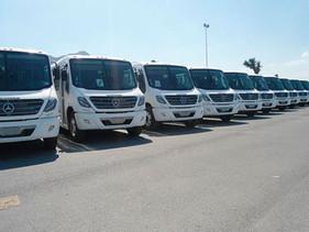 PASAJE | Mercedes-Benz Autobuses y Grupo Traxión fortalecen el transporte de personal