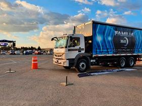 EMPRESAS | Freightliner presente en auto-conciertos y arrancones de Foro Pegaso