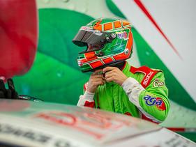 Dupla del Sidral Aga Racing Team en Copa Mercedes-Benz