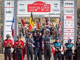 SPORT   Thierry Neuville gana el Rally de Córcega
