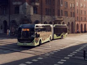 Volvo Buses continúa electrificando Europa
