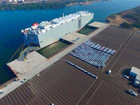 LOGÍSTICA   SSA México inicia operaciones de la Terminal Especializada de Automóviles (TEA)