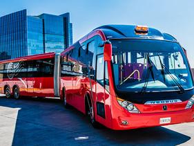 6.6 millones de traslados diarios en la CDMX, en autobuses Mercedes-Benz