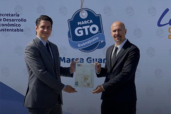 Ratifican a GSA Leasing como marca GTO