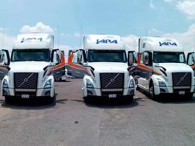 CARGA | Transkarga Jara incorpora a su flota unidades Volvo VNL 760