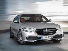 MOTOR | Principales innovaciones del nuevo Clase S de Mercedes-Benz.