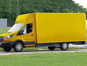 LOGISTICA   Deutsche Post y Ford fabricarán vans eléctricas