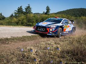 SPORT   Hyundai va por todo en el Rally de Alemania
