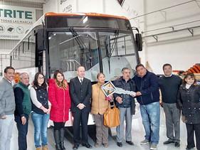 MOVILIDAD | Navistar México entrega unidades a Autobuses Zumpango