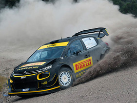 Pirelli lanza neumáticos del Campeonato Mundial de Rallyes 2021