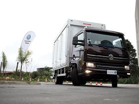 Se presentan camiones Volkswagen Delivery en El Salvador