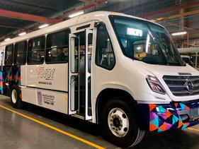 PASAJE | Mercedes-Benz Autobuses y Grupo ORTUS presentes en la movilidad de Aguascalientes