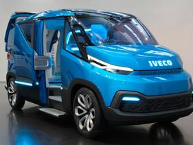 El nuevo vehículo de reparto ideado por Iveco