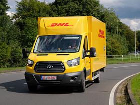 LOGÍSTICA   Deutsche Post DHL y Ford presentan las primeras Van eléctricas