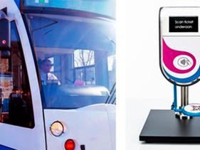 Ámsterdam elige los lectores de tarjetas de alta tecnología de Thales para equipar sus autobuses