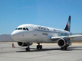 AÉREO | Volaris conectará a Monterrey con Oaxaca y Los Cabos