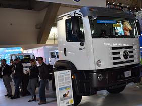 EXPO | Volkswagen Camiones y Autobuses presenta sus novedades de Carga en Expo Transporte 2019