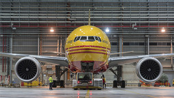 DHL Express compra ocho Boeing 777 Freighters