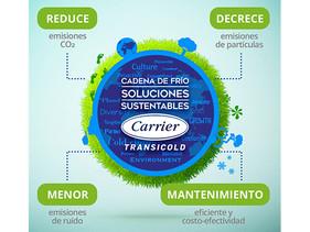 TECNO | Carrier Transicold México promueve acciones para reducir huella ambiental